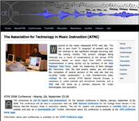 association for technology in music education